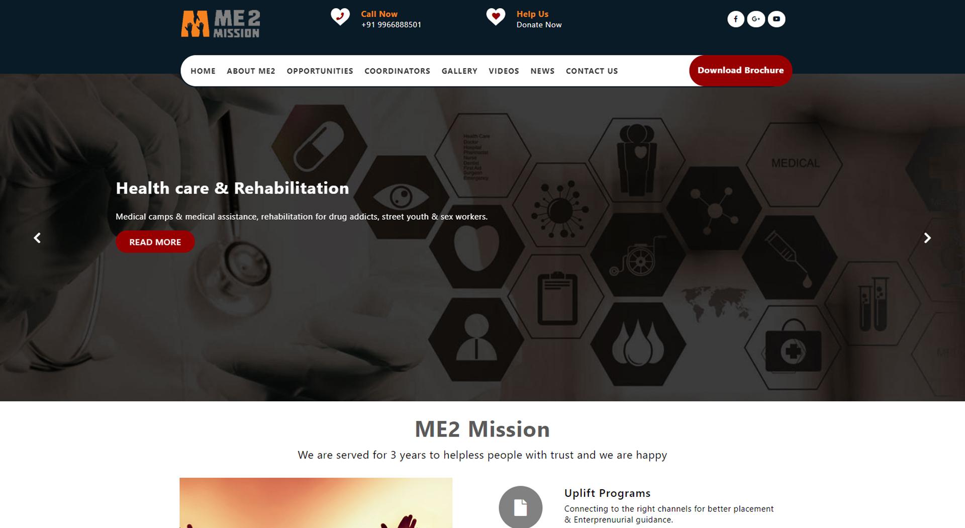 M2 Mission